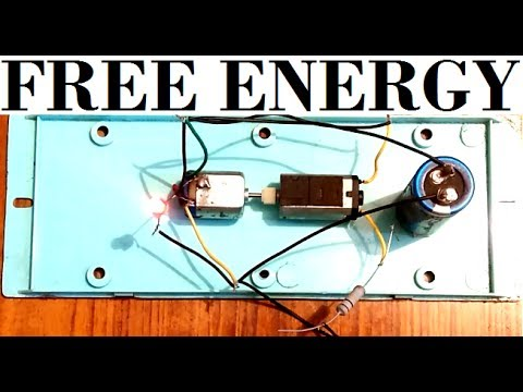 Free Energy Light Bulb Generator thumbnail