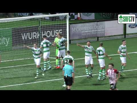 Alan Mannus peno save v Derry City | 16th August 2019