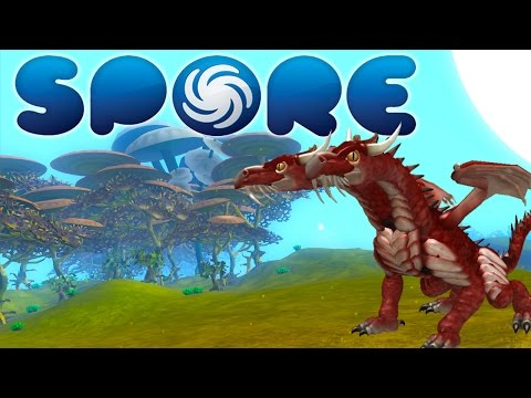 STAFABAND - Download Spore - Creature Stage - TIME TO ATTACK ! 3