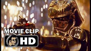 STAR WARS: THE LAST JEDI Movie Clip - Finn vs Phasma (2017) John Boyega Sci-Fi Movie HD