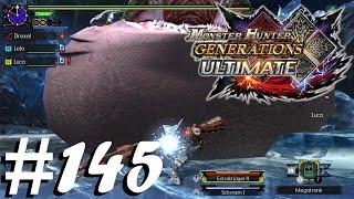 Zamtrios Jagd | Let's Play Monster Hunter Generations Ultimate #145 | Switch | Deutsch