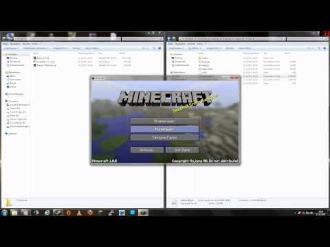 [TUTORIAL] GLSL Shader für Minecraft 1.7.10 Installieren