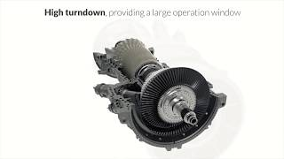 Ansaldo Energia GT36 Gas Turbine