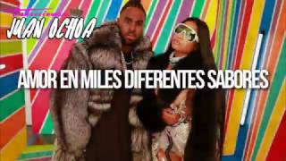 Jason Derulo - Swalla Ft Nicki Minaj & Ty Dolla $ign (Traducida Al Español - Verse Lyrics)