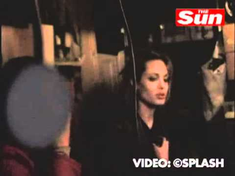 Angelina Jolie- Drugs At 1999 video