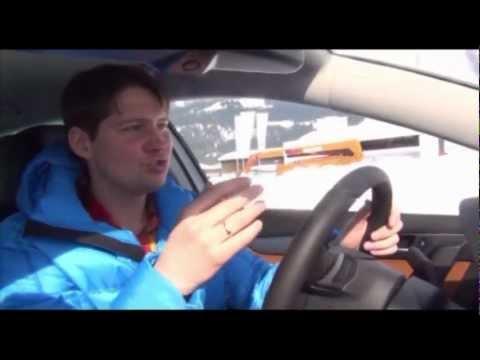2012 Volkswagen Passat Alltrack / Тест-драйв
