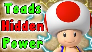 Mario Theory - The Toads HIDDEN Power
