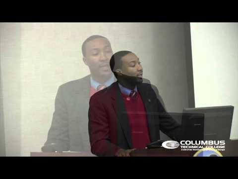 Columbus Technical College Black History Program (I am: The Bluprint) Full