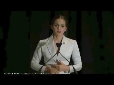 Emma Watson UN Speech SUB ITA