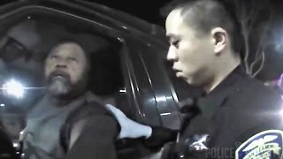 Police Bodycam Shows Man Lose Consciousness During Arrest