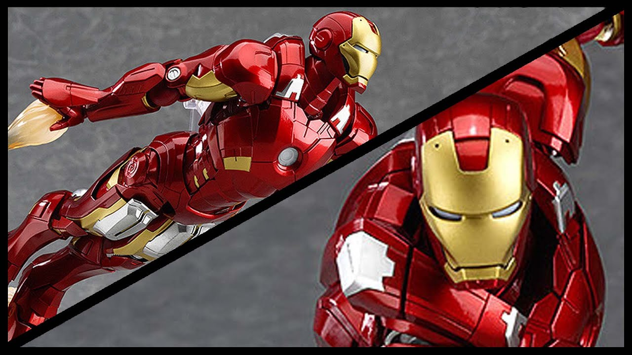 Figma Iron Man Mark Vii Figma Iron Man Mark Vii Review