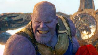 "AVENGERS INFINITY WAR ""Fighting Thanos on Titan"" Movie Clip + Blu-ray Trailer"