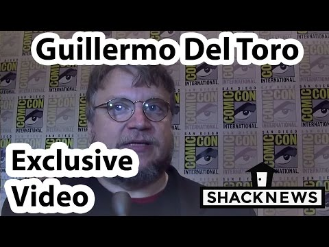 Guillermo Del Toro Talks The Strain Video Game