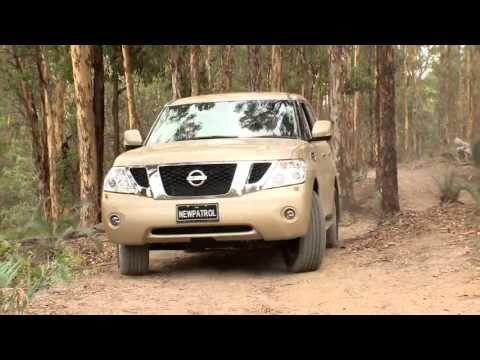 Nissan Patrol Y62 2013 - Track Test