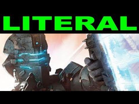 LITERAL Dead Space 2 Trailer