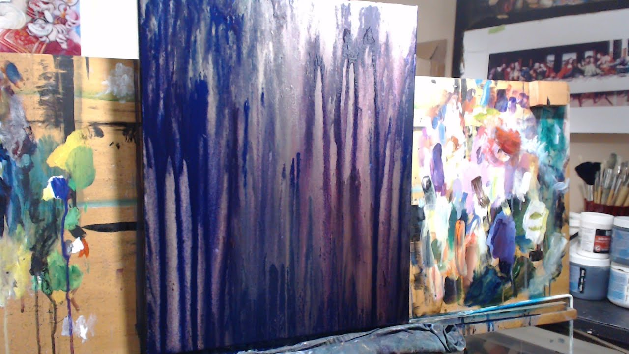 Painting Over Latex Paint With Oil