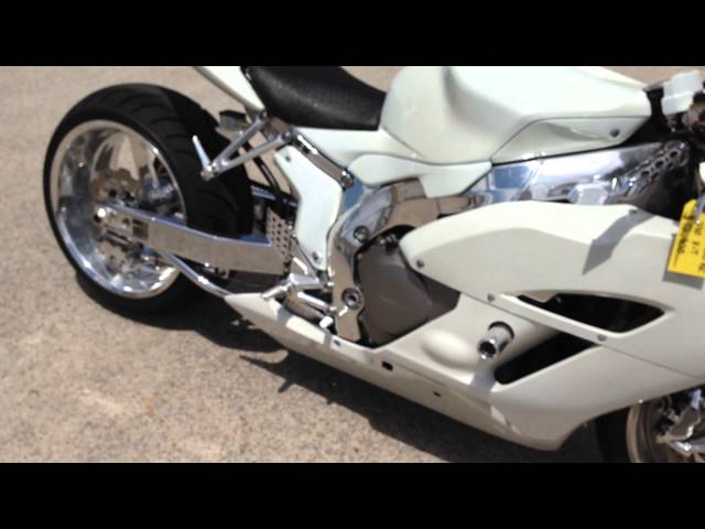2004 Honda CBR 1000RR For Sale