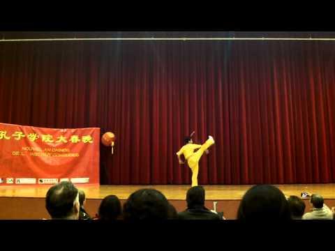 Beijing Sport University Wushu Team 5/9