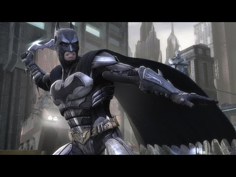 Injustice: Gods Among Us PS4/PC Review Commentary