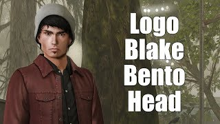 Logo Blake Bento Mesh Head in Second Life