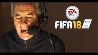 Así narraron el FIFA 18 (World Cup) Manolo Lama y Paco González