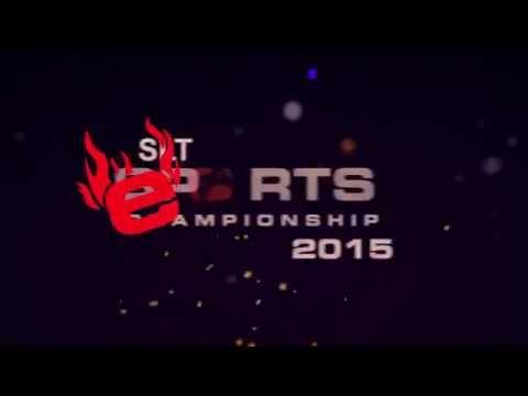 SLT eSports Championship - 2015 #AreYouReady