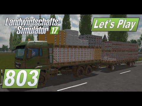 LS17 #803 Noch ist viel Platz im Lager #Lets Play Landwirtschafts Simulator 2017 4fach mod map #game