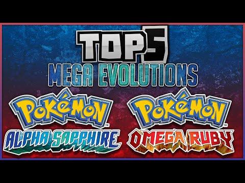 TOP 5 Pokemon That Need Mega Evolutions Omega Ruby Alpha Sapphire