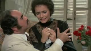 Laura Antonelli widow console comedy movie scene