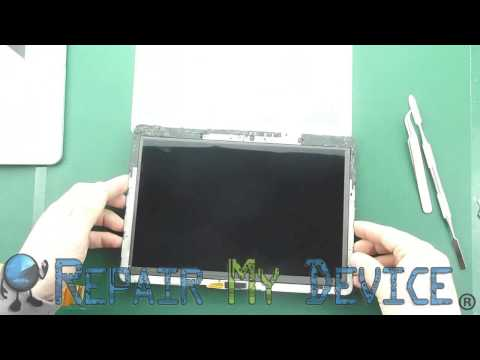 Samsung P5110 disassembly