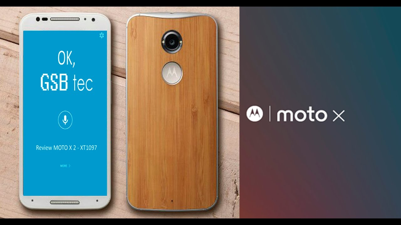 Review Motorola... X 2 Review