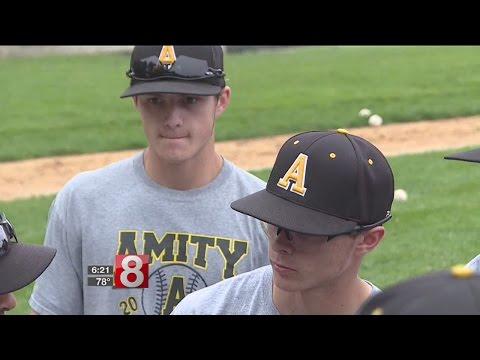 """Amity baseball """"it's a culture"""""""