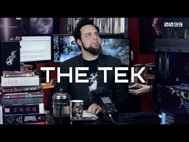 The Tek 0039: Linux is Taking Over the World