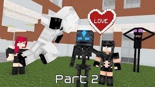 Monster School : Save Valentine's Day Part 2 - Minecraft Animation