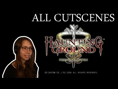 haunting ground cutscenes music