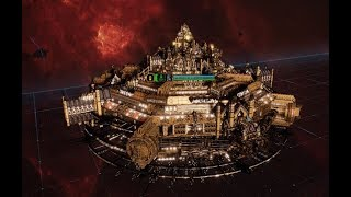 BATTLEFLEET GOTHIC ARMADA 2  - Official Campaign Gameplay & Cinematic THE BATTLE OF CADIA