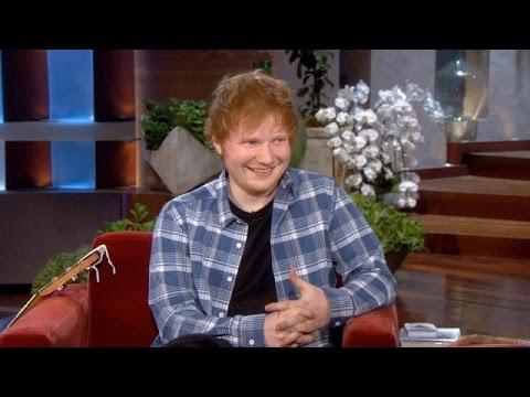 Ed Sheeran Tells a Classic Joke!