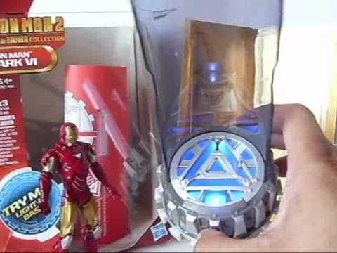 [ Hall of Armors Collection Movie Iron Man Mk.VI from Iron Man 2 Figure Series ]