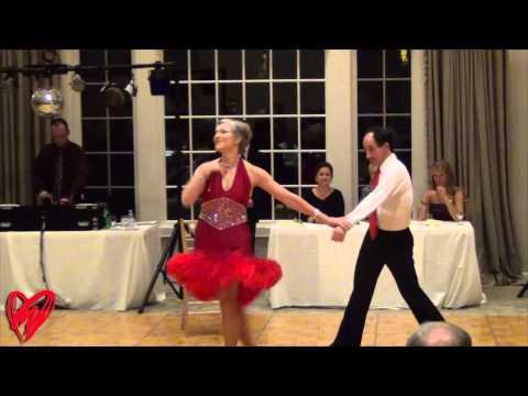 VCOZAUKEE presents: Let's Dance 2013  ft. Dana James Kim Bors- Cha Cha