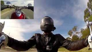 Sena SMH10 Bluetooth intercom/handsfree user test both open and closed face helmets
