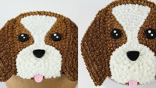 Amazing Cake Decorating DOG Cake - CAKE STYLE