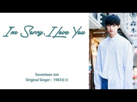 Download Seventeen Jun - I'm Sorry, I Love You  Chinese/Pinyin/Ina Mp4 baru