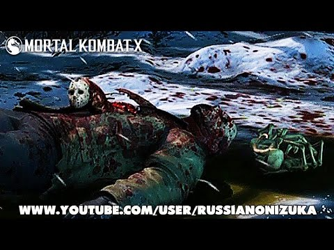 БРУТАЛКИ-ПАСХАЛКИ - Mortal Kombat XL