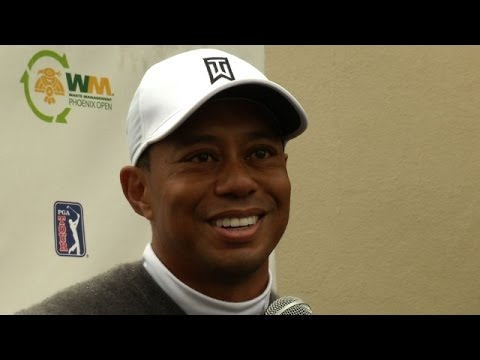 Tiger Woods comments after Round 2 at Waste Management