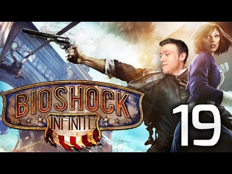Bioshock: Infinite (PC) Walthrough - Part 19 - Paris?