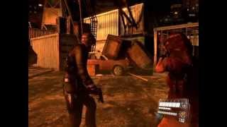 Resident Evil 6 Leon's Campaign Chapter 4-2 Ustanak Battle: The Secret of the Briefcase