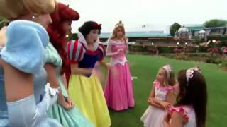 Sophia Grace and Rosie at Disney World The Ellen DeGeneres Show 2013