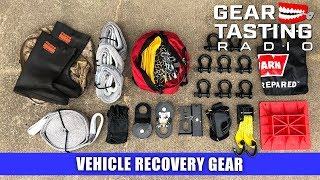 Vehicle Recovery - Gear Tasting Radio 63