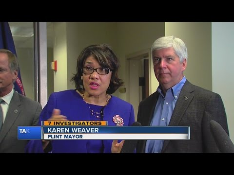 Governor Rick Snyder apologizes in Flint water crisis