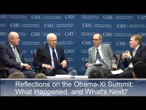 Reflections on the Obama-Xi Summit: What Happened, and What's Next?